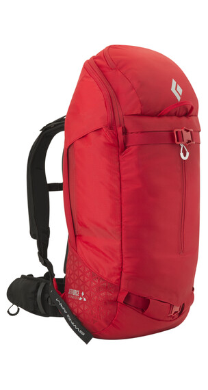 Black Diamond Saga 40 Jetforce fire red